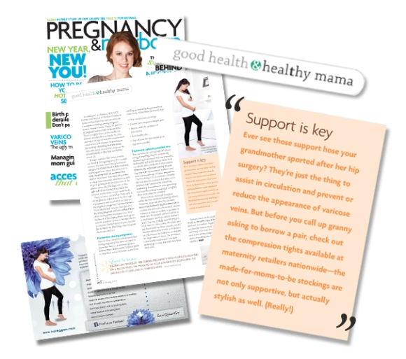 Pregnancy and Newborn Features Preggers in Support is Key Post