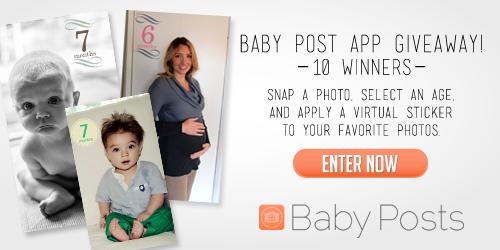 Baby Post App Giveaway
