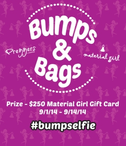 Bumps & Bags Giveaway