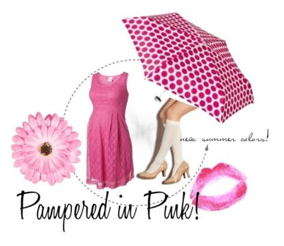 Pampered in Pink