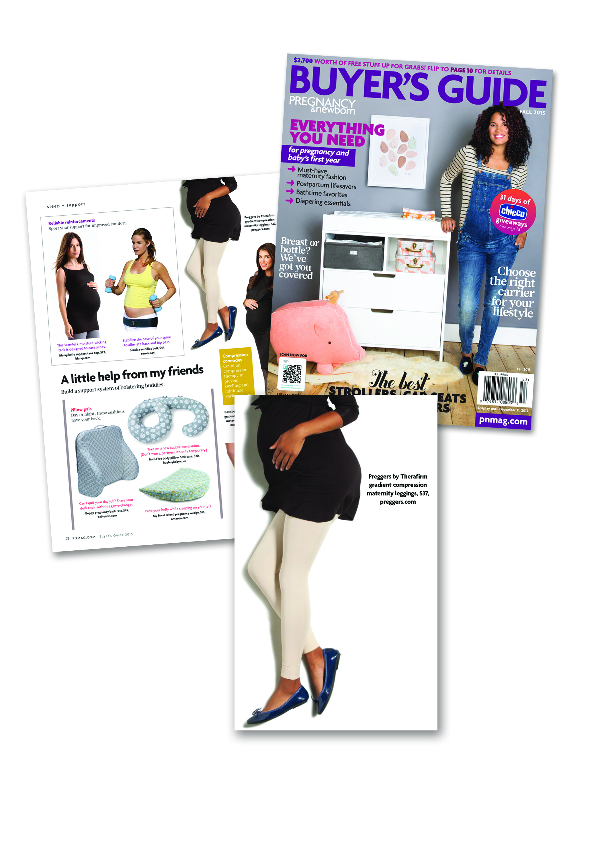 Pregnancy & newborn magazine.